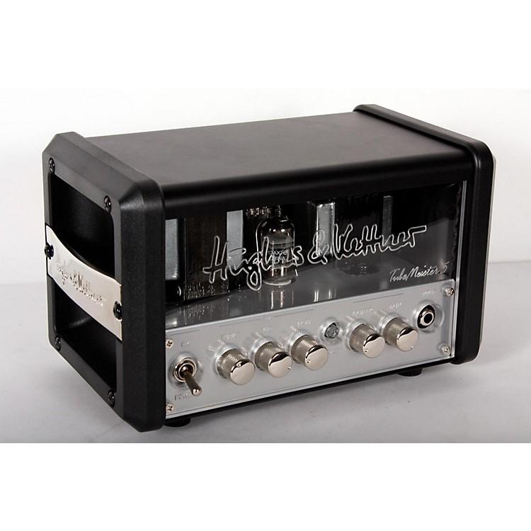 Hughes & KettnerTubeMeister 5 5W Tube Guitar Amp HeadBlack888365895949