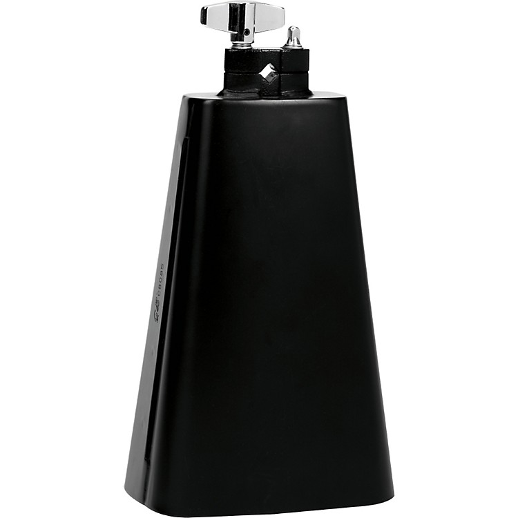 Gon Bops Tumbao Series Rock Bell Black