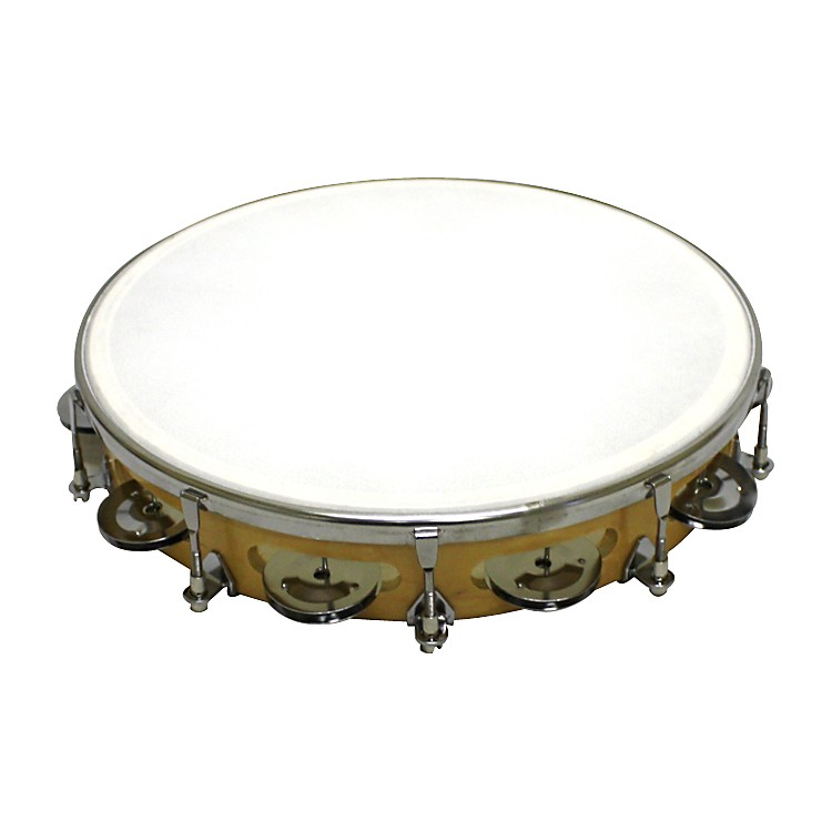 Rhythm BandTunable Tambourine9 Pair Jingles Rb930Fj