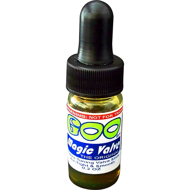 Magic Valve Tuning Slide Goo Lube