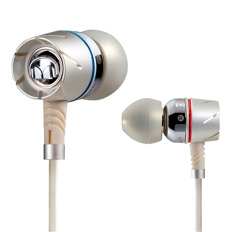 MonsterTurbine Pearl High Performance In-Ear Speakers with ControlTalk