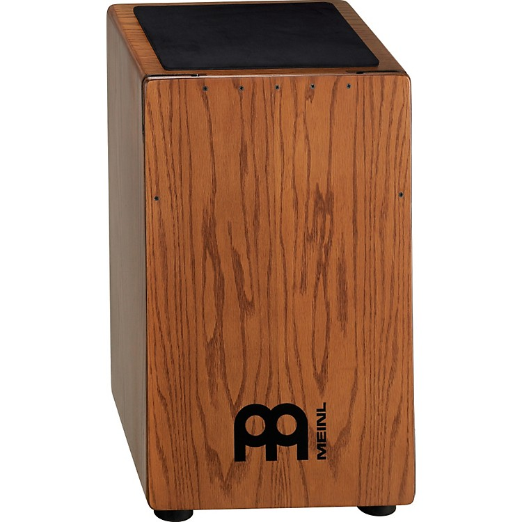 Meinl Turbo Cajon Red Oak Frontplate and Body