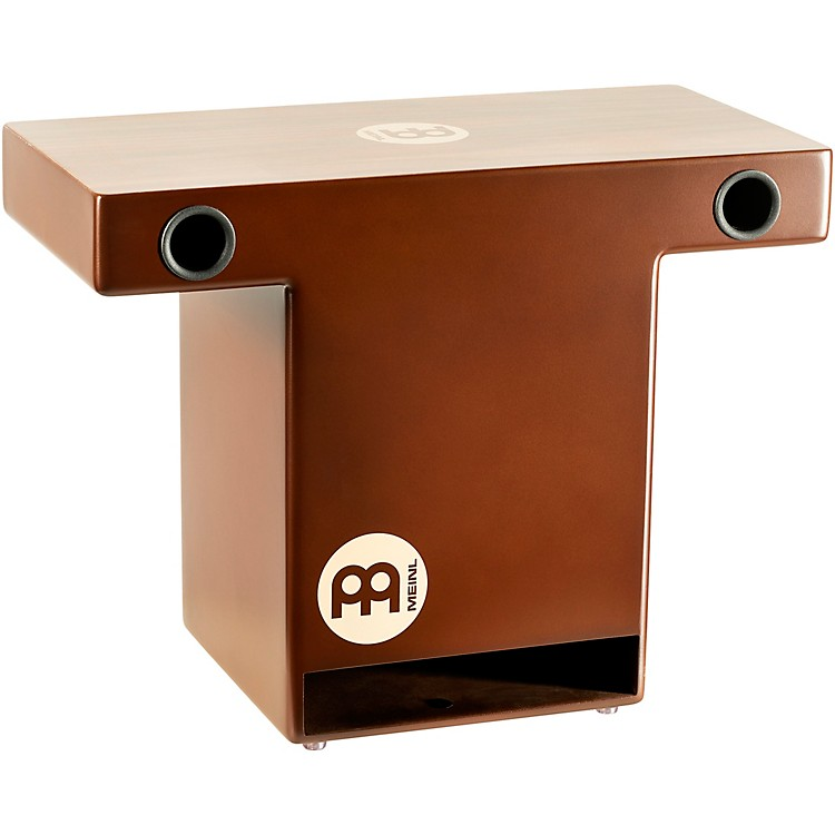 Meinl Turbo Slap-Top Cajon Walnut Frontplate
