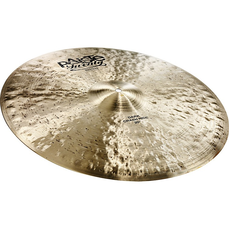 Paiste Twenty Masters Collection Dark Crash Ride 20 inch