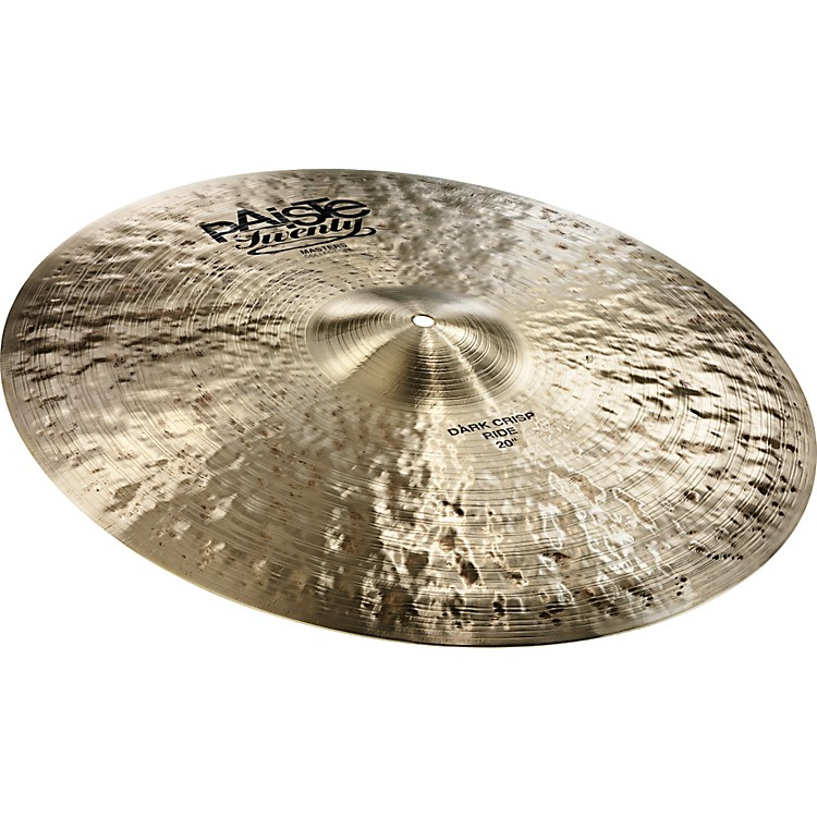 Paiste Twenty Masters Collection Dark Crisp Ride 22 in.