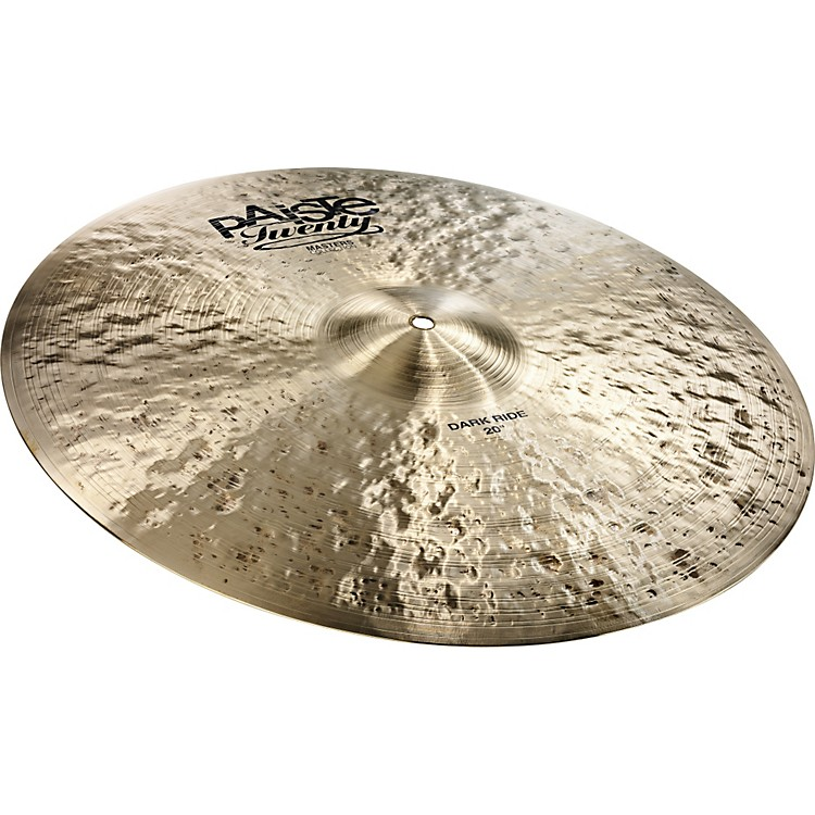 Paiste Twenty Masters Collection Dark Ride 22 in.