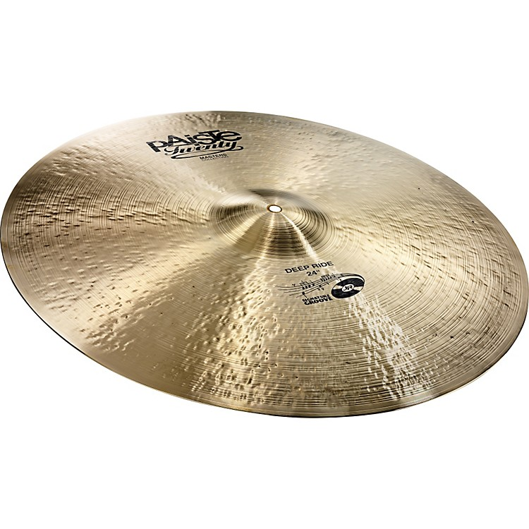 Paiste Twenty Masters Collection Deep Ride 24 in.