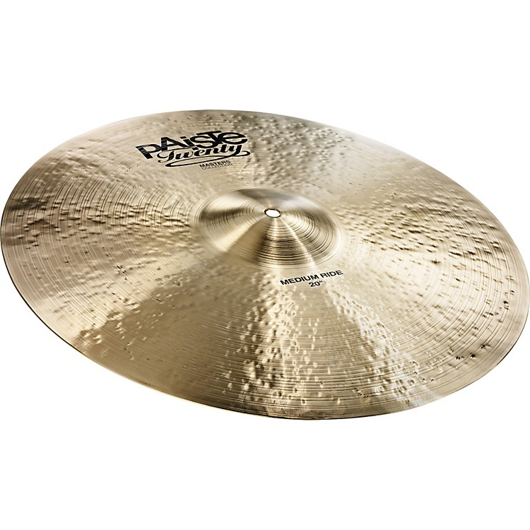 Paiste Twenty Masters Collection Medium Ride 21 in.