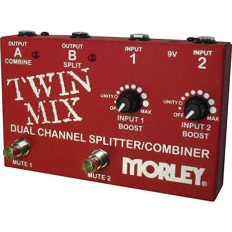MorleyTwin Mix ABY Switcher Splitter Combiner