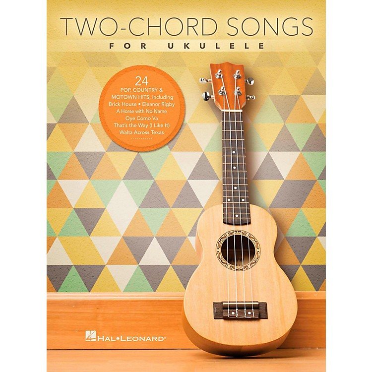Hal Leonard Two-Chord Songs For Ukulele (2-Chord)
