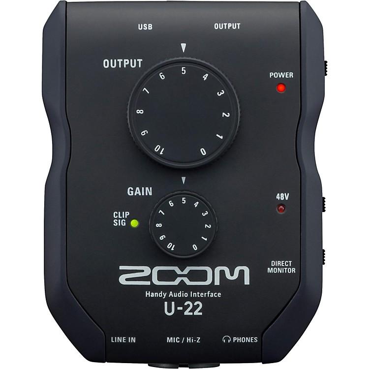 ZoomU-22 Handy Audio Interface
