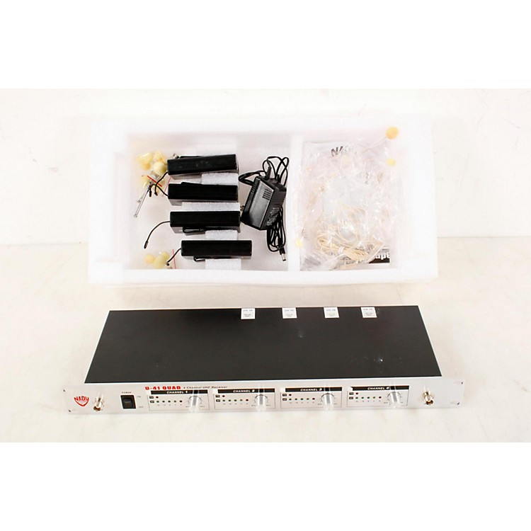 NadyU-41 Quad HM10 Headset Wireless System (14/16/10/12)Beige888365794730