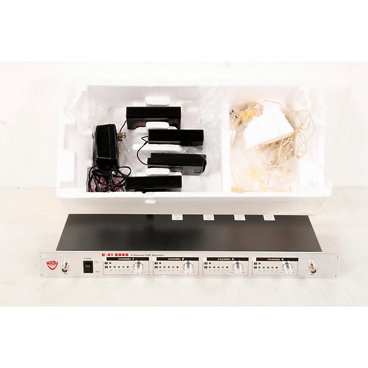 NadyU-41 Quad HM10 Headset Wireless System (14/16/10/12)Beige888365800820