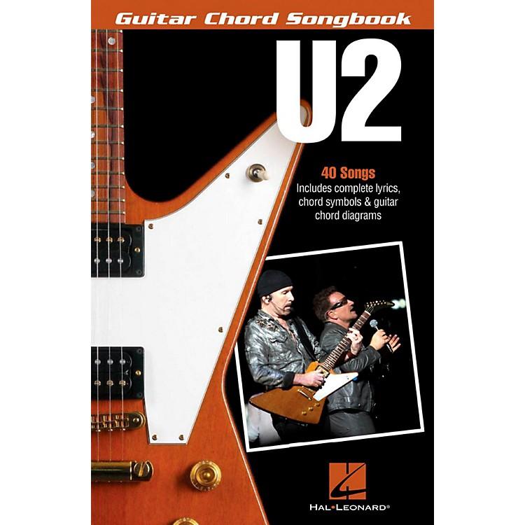 Hal LeonardU2 - Guitar Chord Songbook