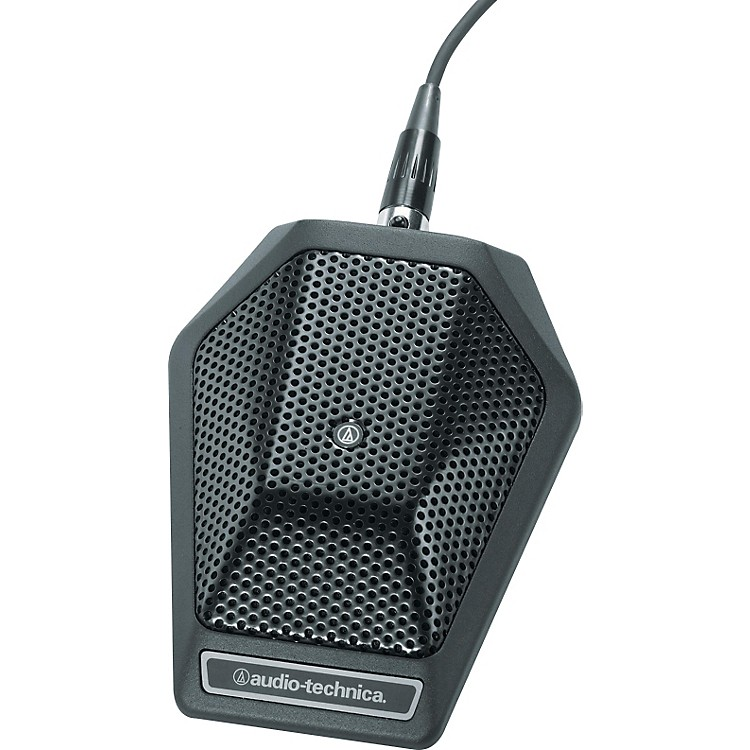 Audio-Technica U851R Boundary Mic Black