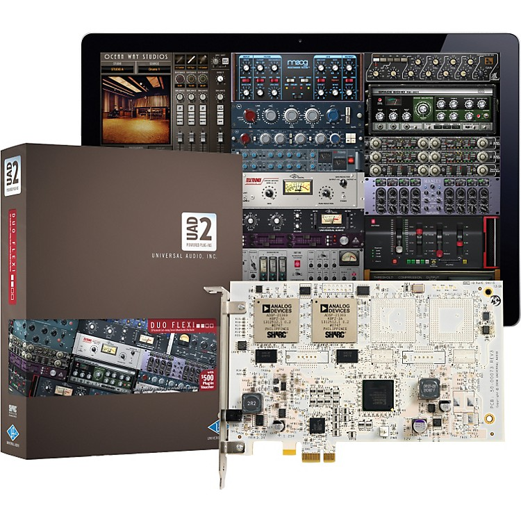 Universal AudioUAD-2 Duo Flexi