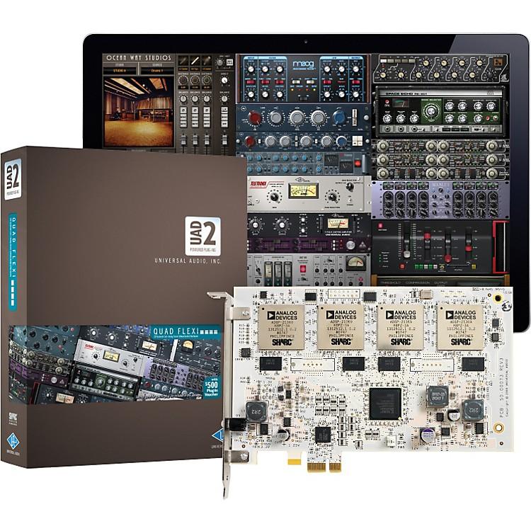 Universal AudioUAD-2 Quad Flexi