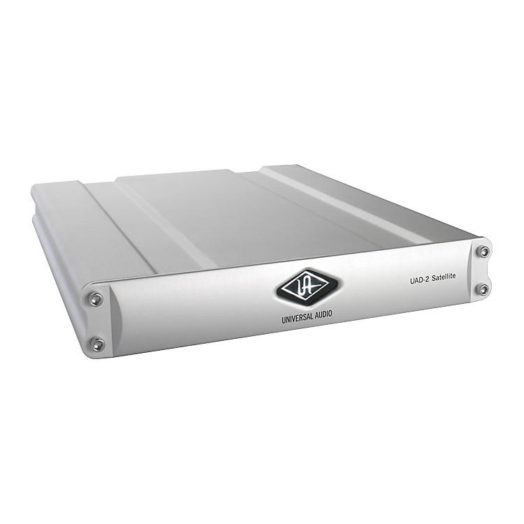 Universal AudioUAD-2 Satellite QUAD Omni 6 Firewire DSP Accelerator Card w/ Omni Plug-In Bundle