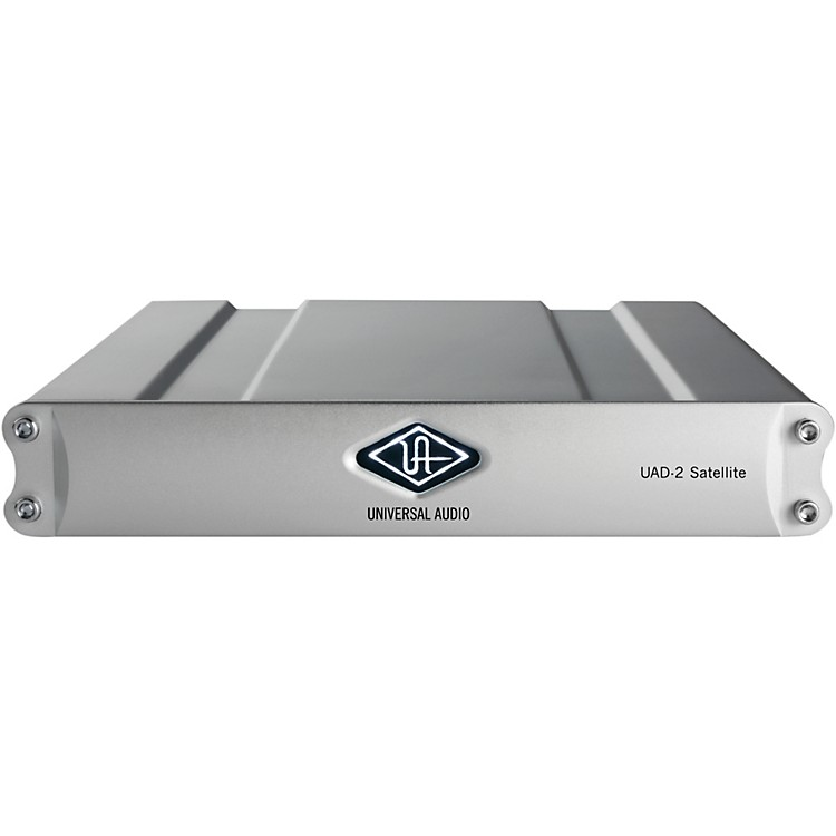 Universal AudioUAD-2 Satellite QUAD Ultimate 2 FireWire DSP Accelerator Package