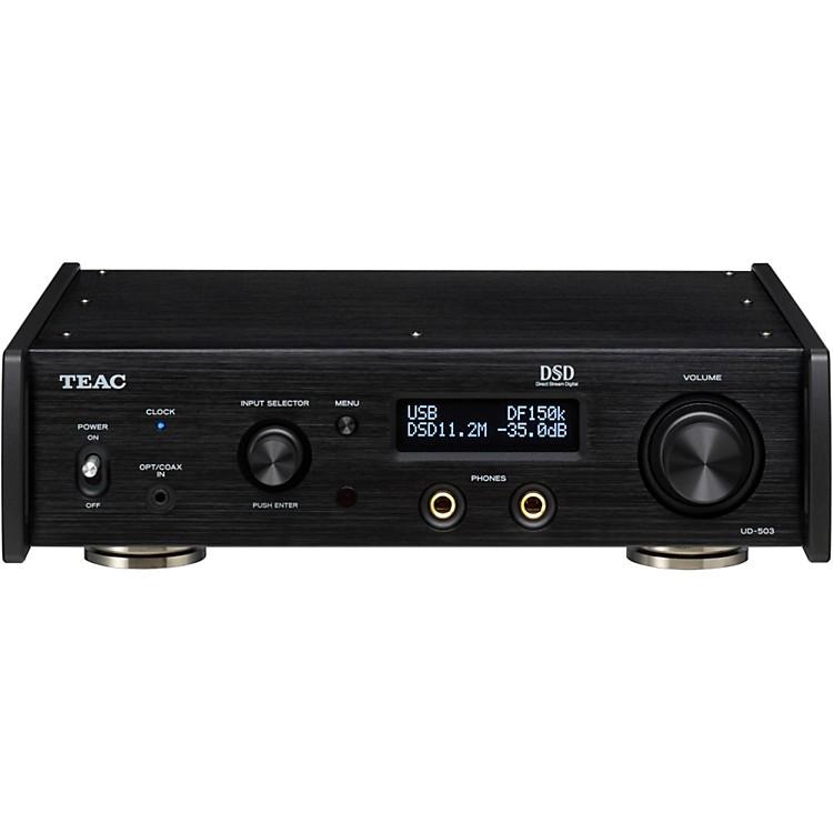 TEACUD-503 Dual-Monaural USB DAC with Full Balanced Headphone Amp