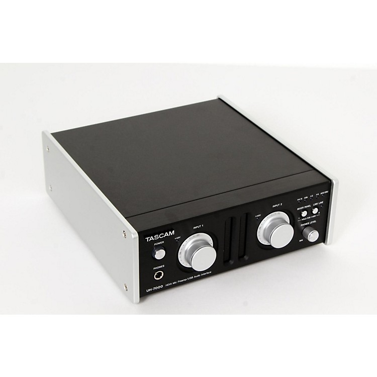 Tascam UH-7000 High Resolution Interface and Stand Alone Microphone Preamp  888365726915