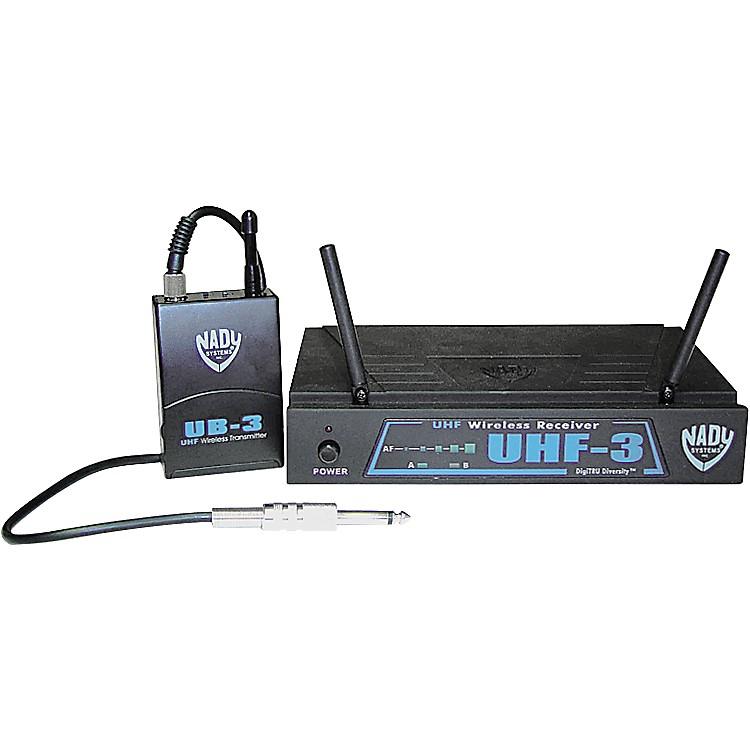 NadyUHF-3 Instrument Wireless System