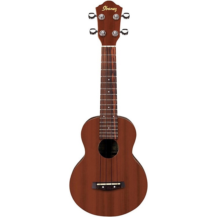 Ibanez UKC10 Concert Ukulele with Bag Natural