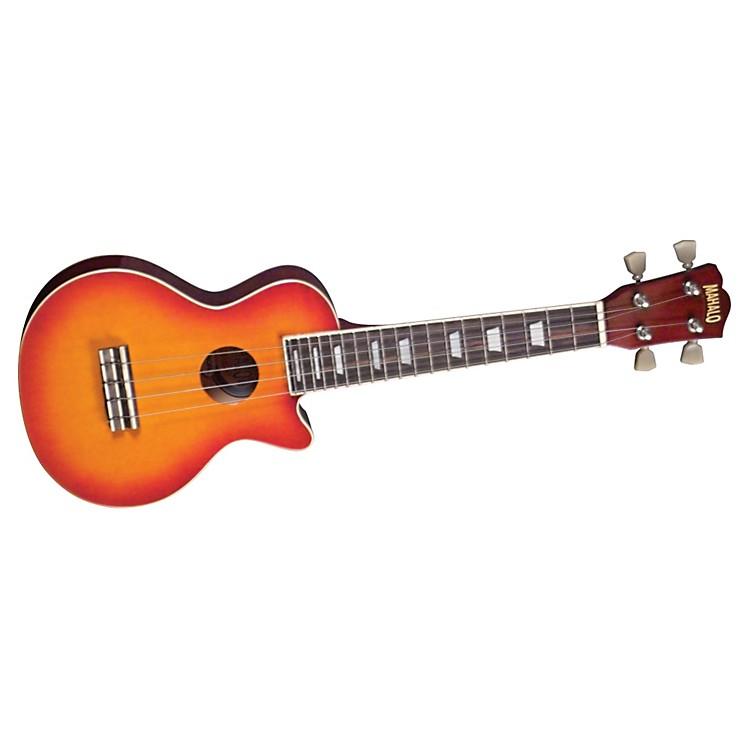 MahaloULP-30 Guitar-Shaped UkuleleCherry Burst