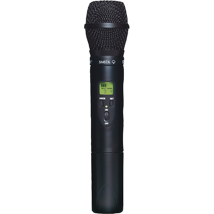 Shure ULX2/87 Wireless Handheld Transmitter Microphone M1
