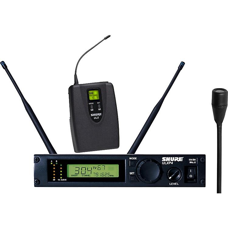 ShureULXP14/50 Lavalier Wireless Microphone SystemJ1