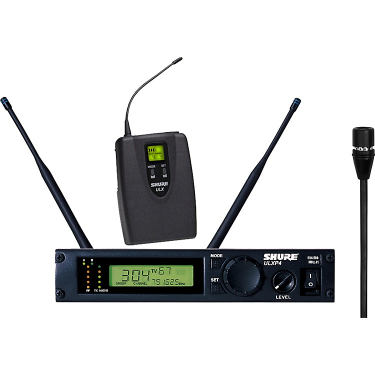 Shure ULXP14/51 Lavalier Wireless Microphone System M1