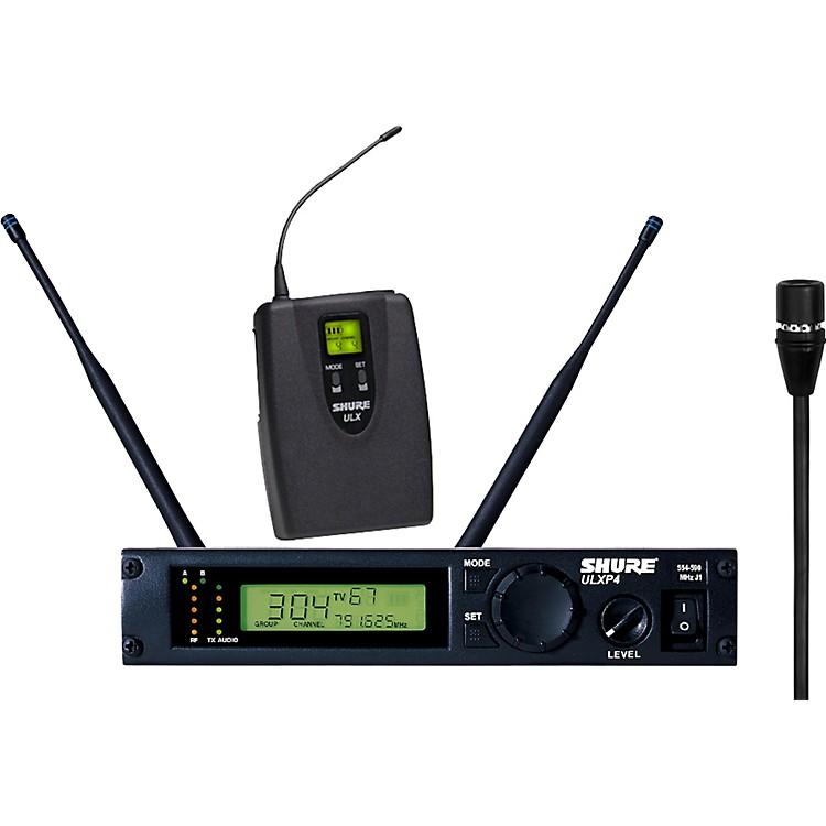 ShureULXP14/51 Lavalier Wireless Microphone SystemM1