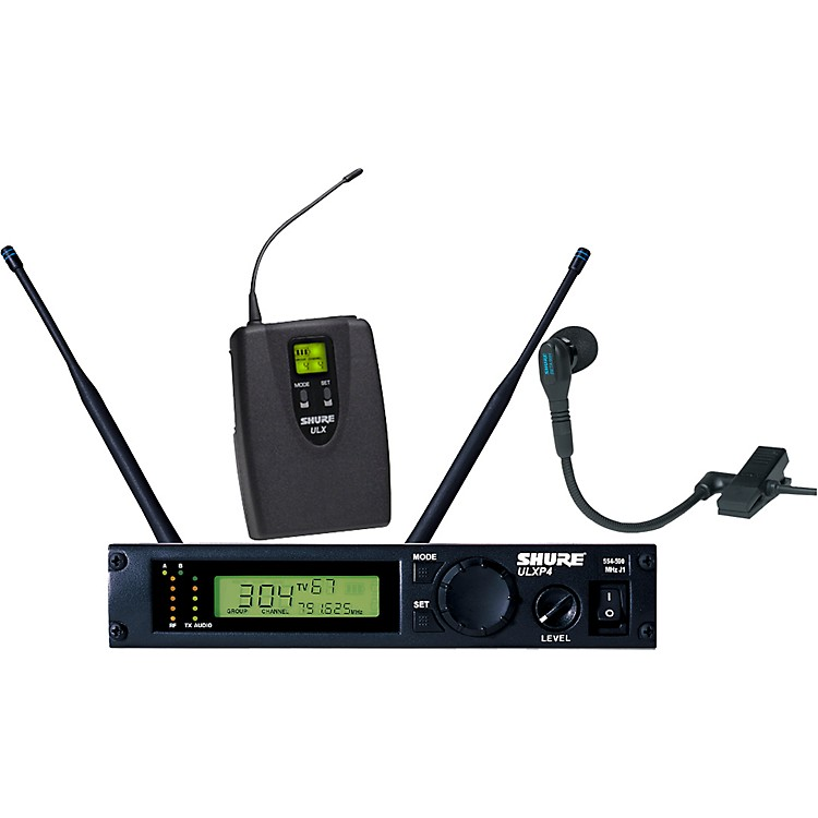 Shure ULXP14/98H Instrument Wireless System