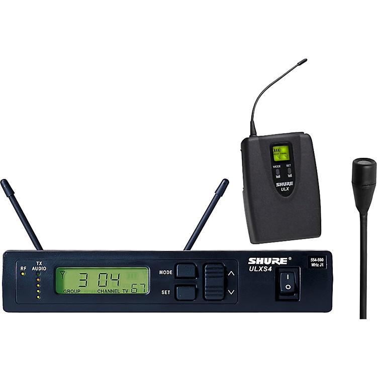 ShureULXS14/50 Wireless Standard Lavalier SystemM1