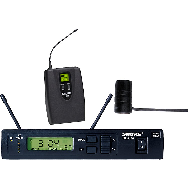 Shure ULXS14/84 Lavalier Wireless System
