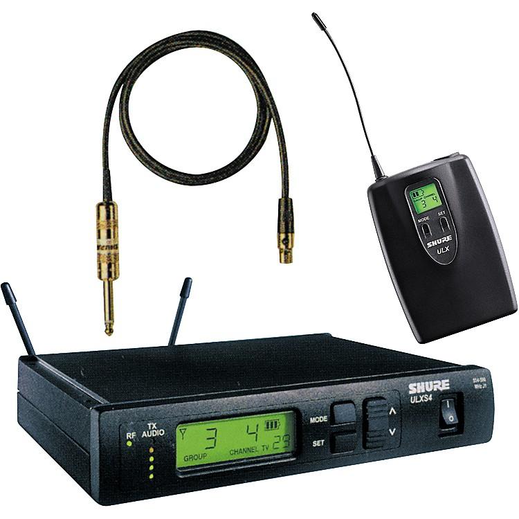 ShureULXS14 Wireless Instrument System