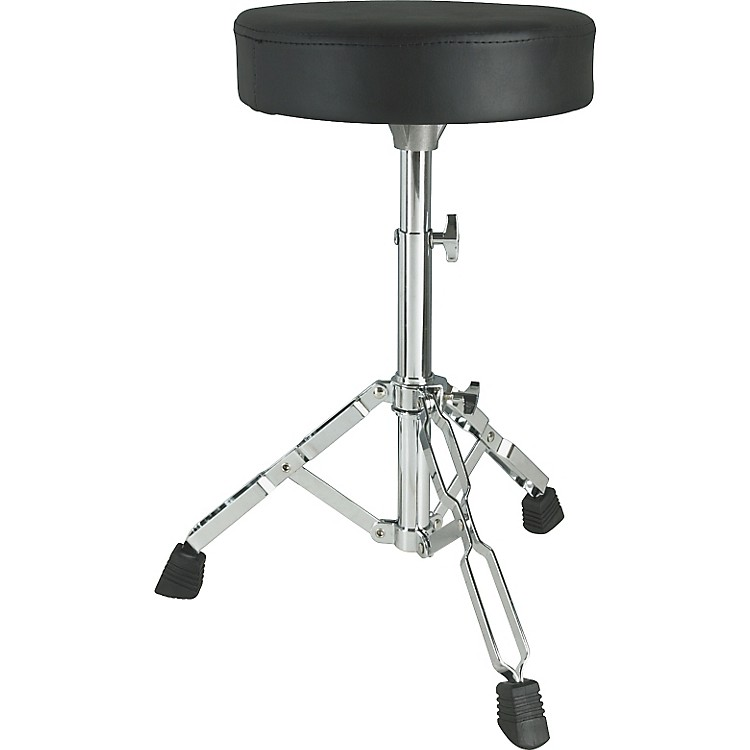 Universal PercussionUP197 Round Double-Braced Drum Throne