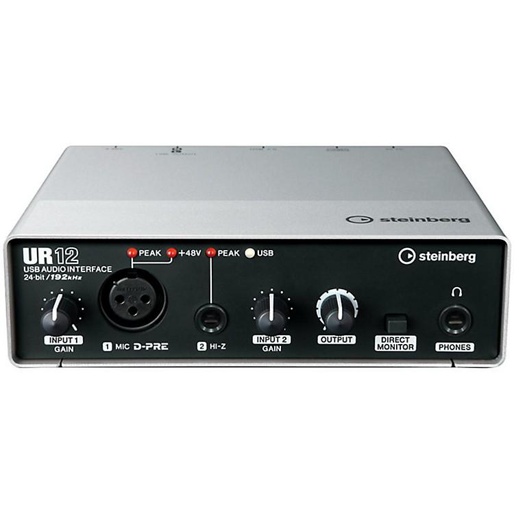 SteinbergUR12 2x2 USB 2.0 Audio Interface