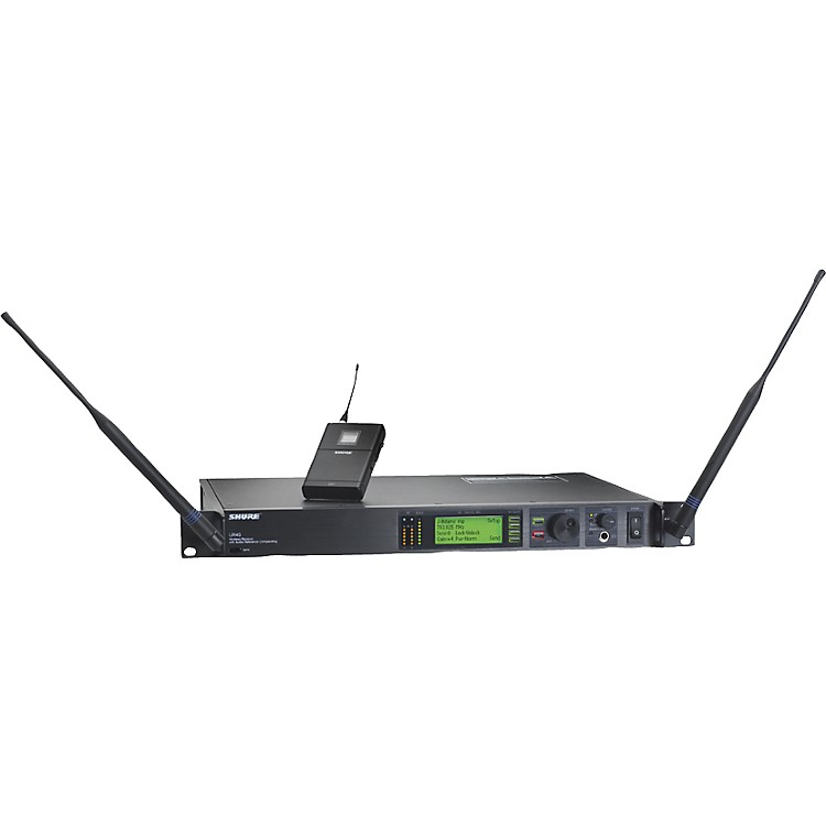 Shure UR14S Bodypack Wireless Instrument System