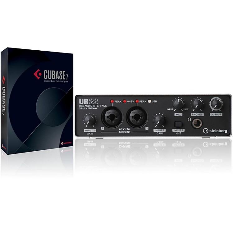 SteinbergUR22 USB2.0 Audio Interface Upgrade