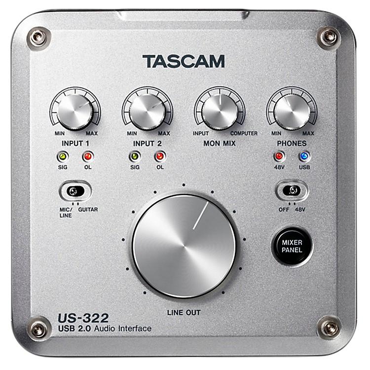 TASCAMUS-322 2x2 USB Audio Interface