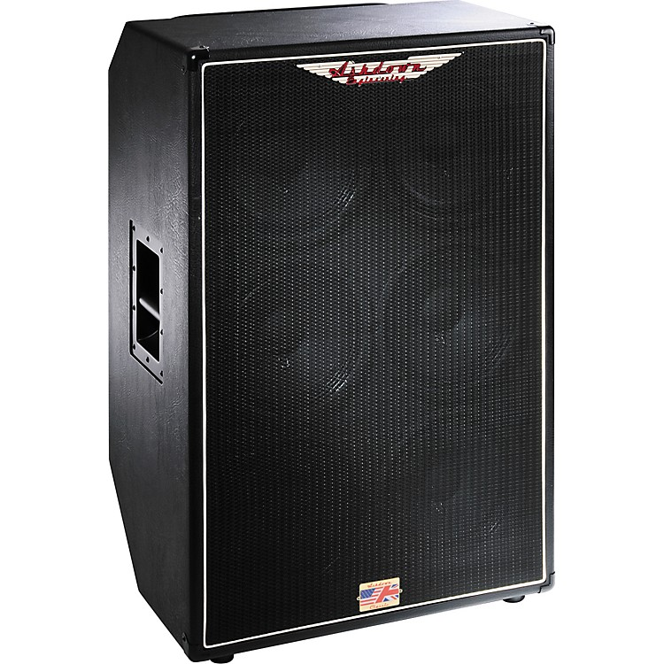 Ashdown USA 610 1200W 6x10 4-Ohm Bass Cabinet