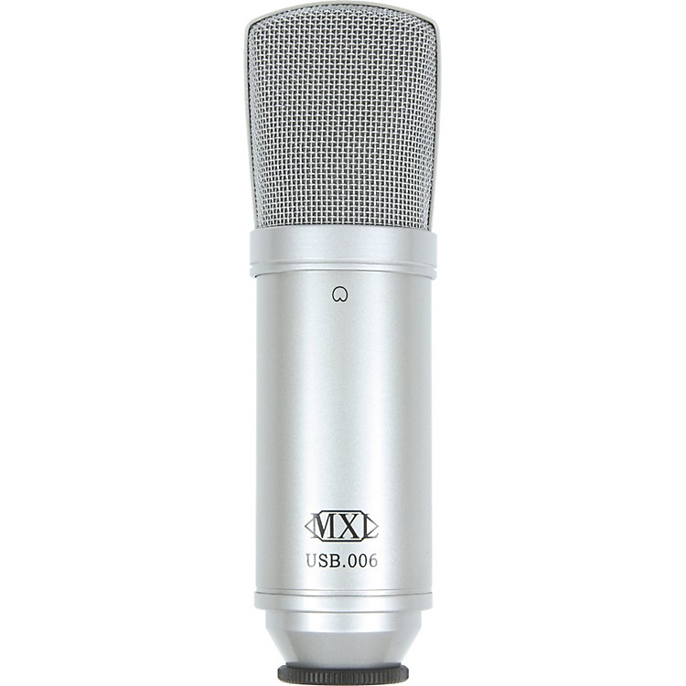 MXL USB-006 Powered Condenser Microphone