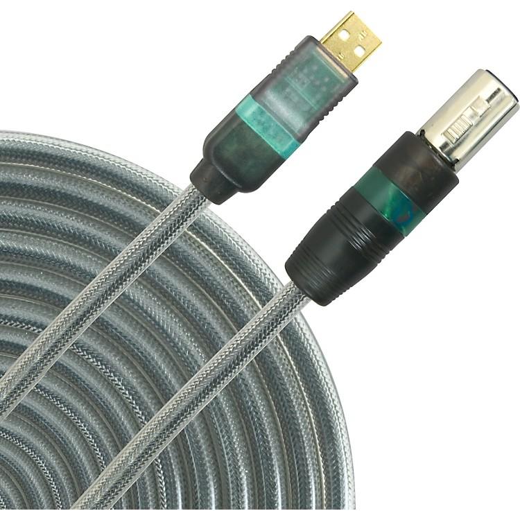 LightSnakeUSB Microphone cableBlack
