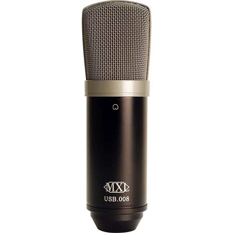 MXLUSB.008 Large Gold Diaphragm USB Condenser Microphone