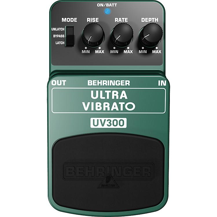 BehringerUV300 Ultra Vibrato Guitar Effects Pedal