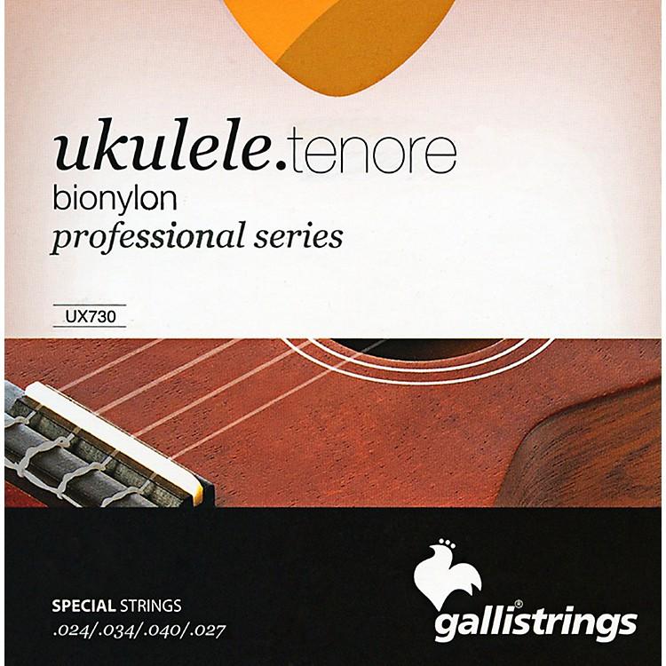 Galli StringsUX730 BIONYLON Tenor UKULELE Strings
