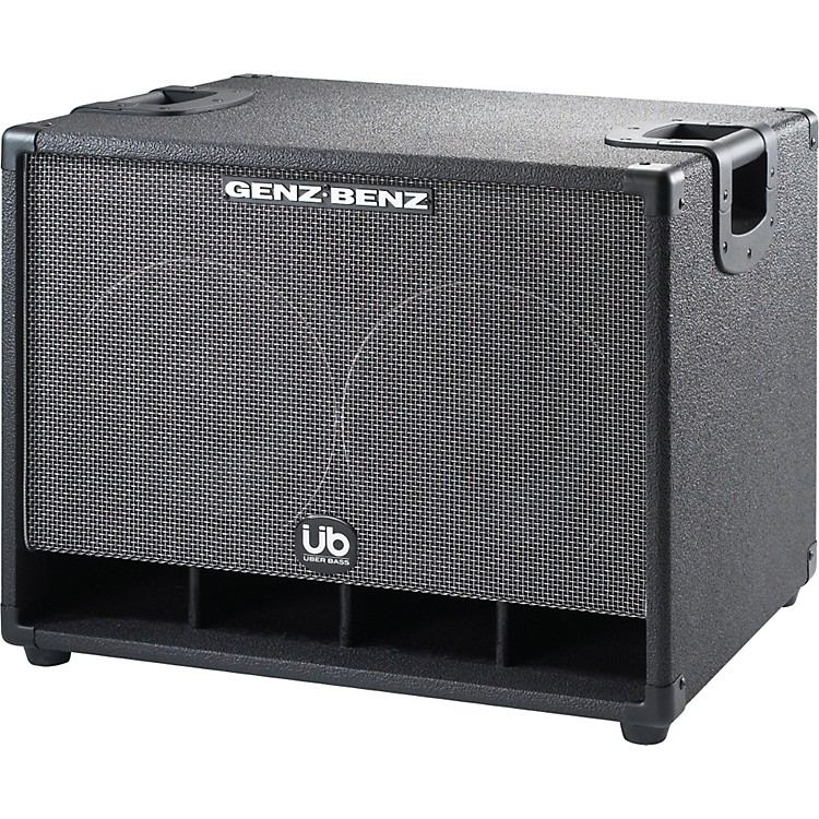 Genz BenzUber Bass 210T-UB Cab