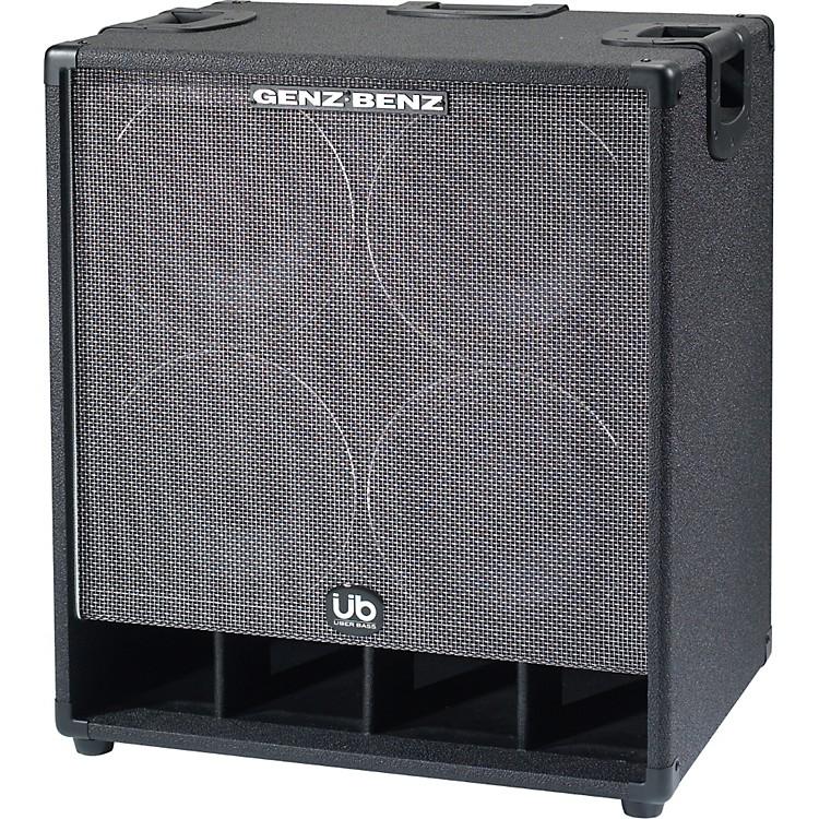 Genz BenzUber Bass 410T-UB Bass Cabinet4 Ohm
