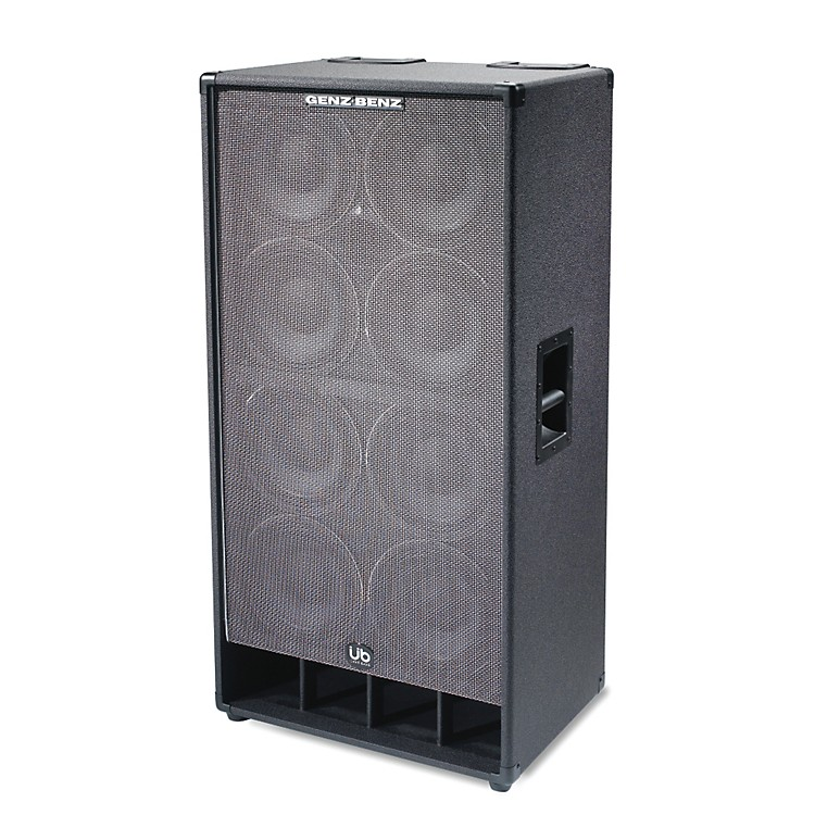 Genz BenzUber Bass 810T-UB Cabinet4 Ohm